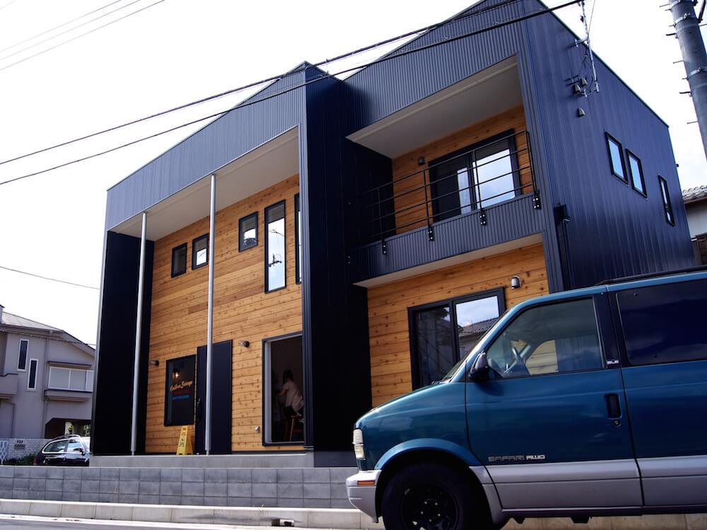 Piece style in Okegawa #2 / カリフォルニアスタイルの家