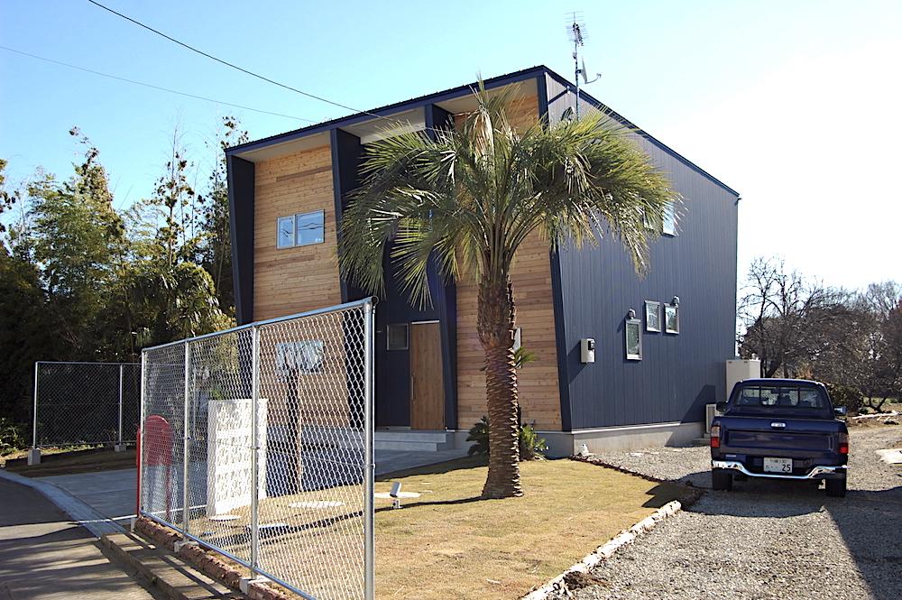 カリフォルニアスタイルの家